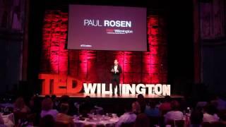 The next revolution in health care? Empathy | Paul Rosen | TEDxWilmington