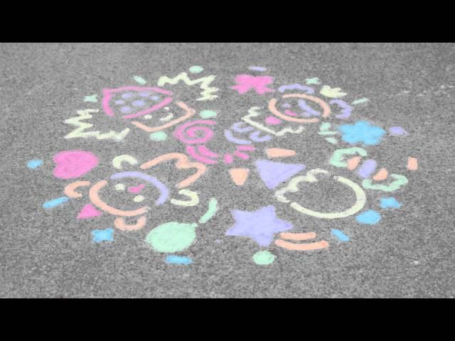 Sidewalk Mandala Kit