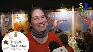 FEUERLAND im Interview - Inga Keutmann - SPIEL DOCH! 2019 - Spiel doch mal...!