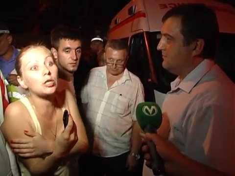 Свидетели Едва не Казнили Пьяного Милиционера Устроившего ДТП.