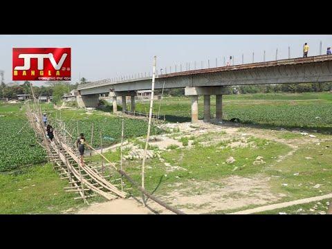 সোনারগাঁয়ে সাঁকো থেকে সংসদ সদস্য পড়ে যাওয়ায় নির্মিত হলো হরহরদী ও
