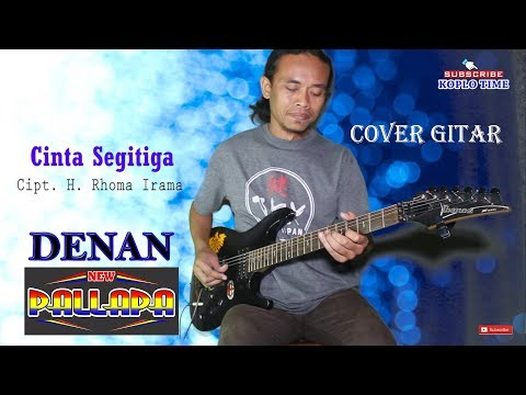 Denan - Full Cover Gitar (Instrument)