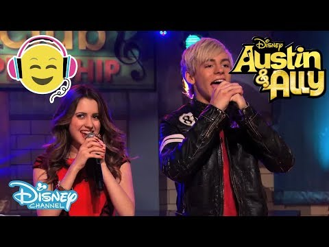 Austin & Ally | Mash Up Of Songs 🎶 | Disney Channel UK