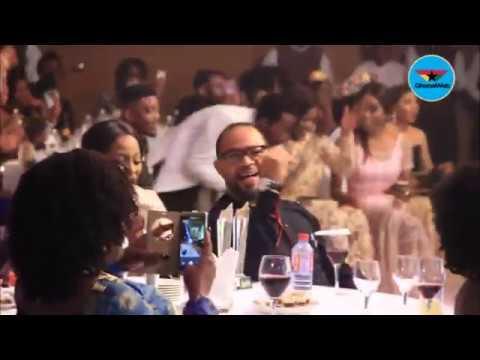 Ebony shakes Golden Movie Awards Africa with stunning performance