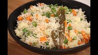 Mixed Vegetable Pulao | Cooking With Archana | Sanjeev Kapoor Khazana
