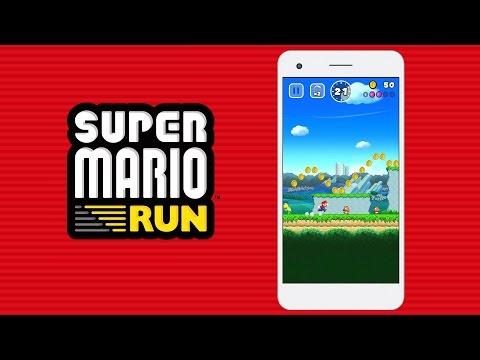 Meet Super Mario Run