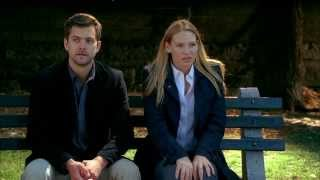 Fringe HD 1x02 The Same Old Story - Polivia Talk on Bench