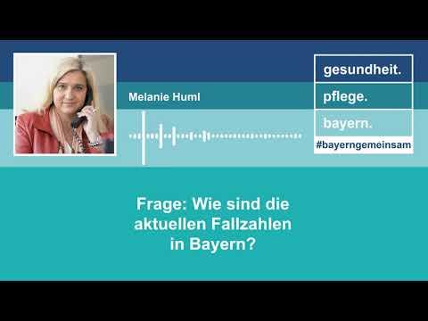Ihre Fragen an Bayerns Gesundheitsministerin Melanie Huml
