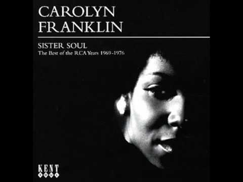 Carolyn Franklin - I Don't Want To Lose You