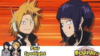 Why People Like It: Kaminari and Jiro || My Hero Academia Pairs Explained