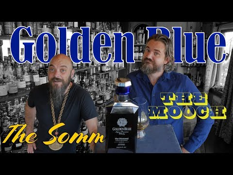 Whiskey Review – Golden Blue Korean Whiskey + Chinggis Vodka + Chinggis Platinum Mongolian Vodka