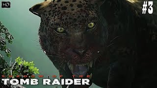 SHADOW OF THE TOMB RAIDER - Gameplay Walkthrough Part 3 [1080p HD 60FPS PC]