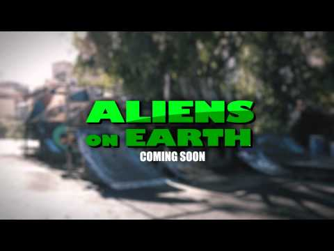 ALIENS ON EARTH – After Effects Animation Test (Coming soon)