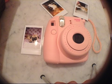 Cámara instantánea mini (review)/ instax mini