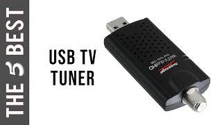 5 Best USB TV Tuner in 2021 - The Best USB TV Tuner Review