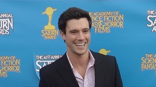 Красивые парни, Drew Roy (Falling Skies) // 41st Annual SATURN Awards Red Carpet