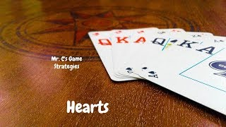 How to win at Hearts! Strategies for beginners