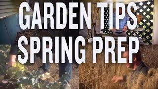 Preparing for Spring: February Garden To-Do