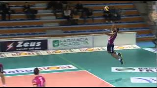 preview picture of video 'Highlights A2 Unipolsai: Sora - Alessano'