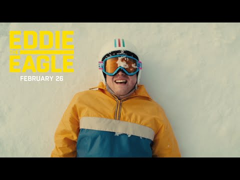 Commercial for Eddie the Eagle (2016) (Television Commercial)