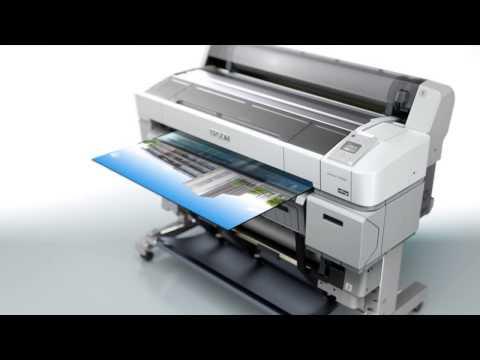 Epson SC T-3270 Plotter Printer