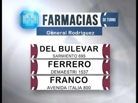 mp4 Farmacia De Turno General Rodriguez, download Farmacia De Turno General Rodriguez video klip Farmacia De Turno General Rodriguez