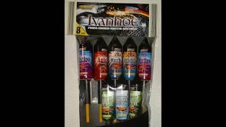Helios Ivanhoe - Top Raketen Set