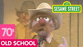 Sesame Street: Posse of 5 Good Men