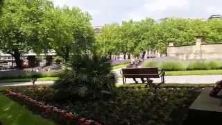 preview picture of video 'St John's Gardens, Liverpool'