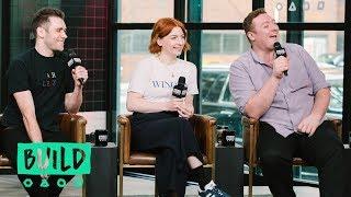 "Jamie Morton, James Cooper & Alice Levine Discuss Their Podcast, ""My Dad Wrote a Porno"""