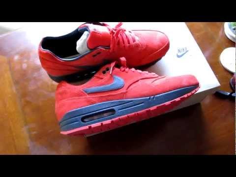 26fd86a39e Nike Air Max 1 Premium Pimento