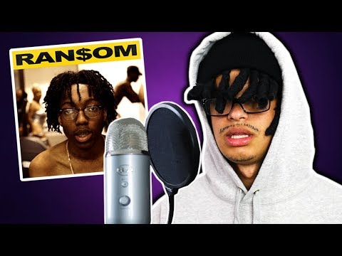 "How Lil Tecca Recorded ""Ransom"""