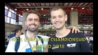IMPRESIONANTE | WCA European Championship | MADRID 2018