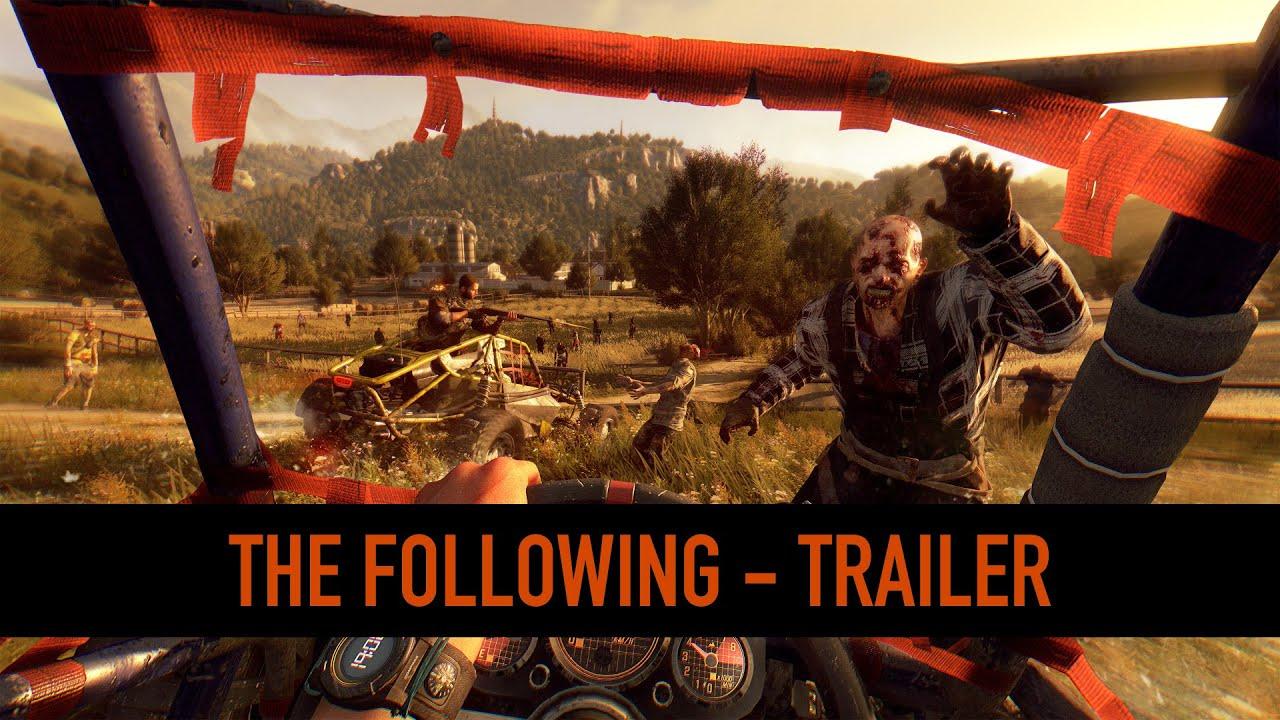 Обложка видео Геймплейный трейлер Dying Light: The Following