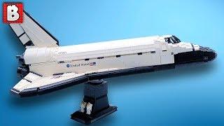 LEGO Atlantis Space Shuttle Gets 10,000 Votes! LEGO News