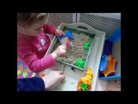 Домашние песочные формочки / Homemade sand molds