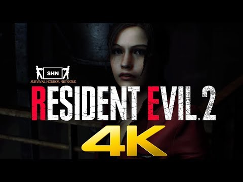 RESIDENT EVIL 2 Remake | EXCLUSIVE NEW Japanese Trailer 4K 60fps Ultra HD | Trailer Gameplay E3 2018