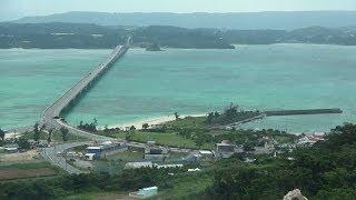 古宇利オーシャンタワー/沖縄旅行沖縄観光スポット