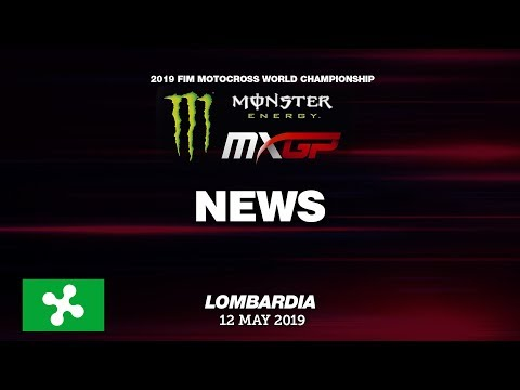 NEWS Highlights - Monster Energy MXGP of Lombardia 2019 - in SPANISH
