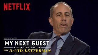 David Letterman and Jerry Seinfeld Talk Baseball   My Next Guest Needs No Introduction   Netflix