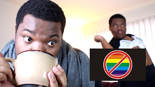 REACTING TO ANTI GAY COMMERCIALS BECAUSE I'M GAY