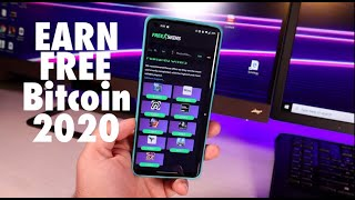 How to Get FREE Bitcoin fast (Legit way in 2020)