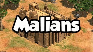 Malians Overview AoE2