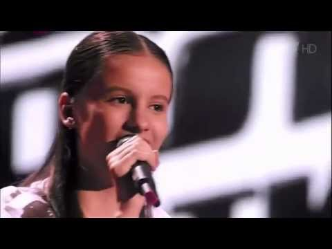15 Year Old with an Amazing Voice