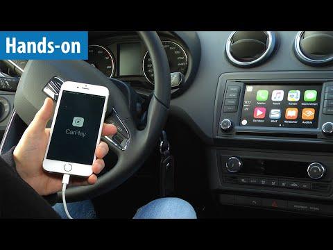 Apple Carplay Erklärvideo / Hands-on   deutsch / german