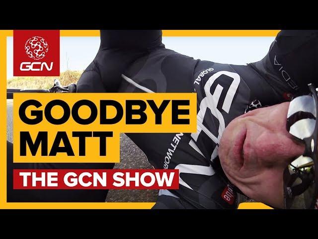 Worst Cycling Kit Ever ! Plus Matt Leaves GCN  91e646dc9