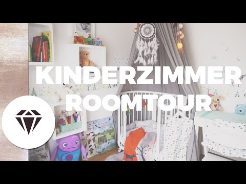 KINDERZIMMER ROOMTOUR  I Rund um´s Baby by Nela Lee #ad