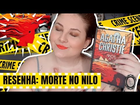 MORTE NO NILO | AGATHA CHRISTIE