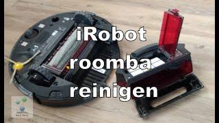 iRobot roomba - RICHTIG REINIGEN