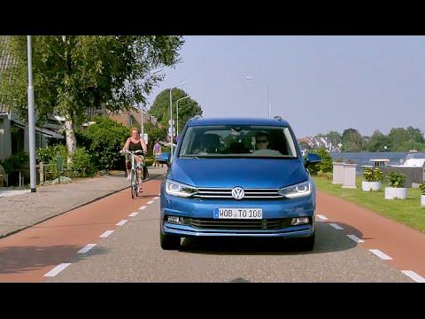 Volkswagen  Touran Минивен класса M - тест-драйв 1